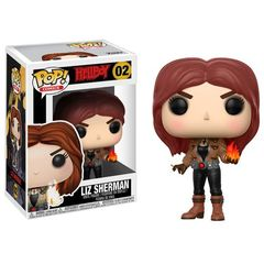 Pop! Comics 02: Hellboy - Liz Sherman