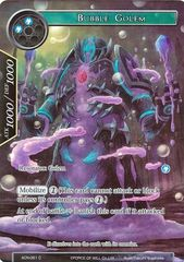 Bubble Golem (Full Art) - ACN-061 - C