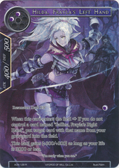 Hilda, Frayla's Left Hand (Full Art) - ACN-128 - R