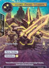 Magic Sword Warrior (Full Art) - ACN-017 - U