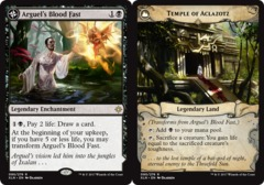 Arguel's Blood Fast // Temple of Aclazotz on Channel Fireball