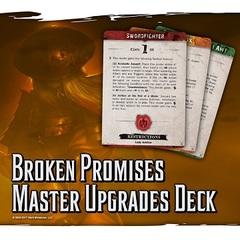 Malifaux 2E: Broken Promises Upgrade Deck