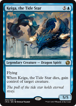 Keiga, the Tide Star