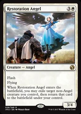 Restoration Angel - Foil