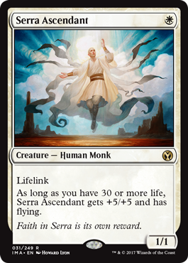 Serra Ascendant - Foil