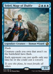 Teferi, Mage of Zhalfir - Foil