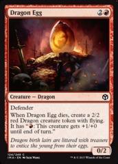 Dragon Egg - Foil