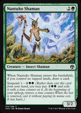 Nantuko Shaman - Foil