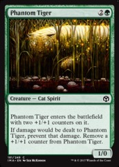 Phantom Tiger - Foil