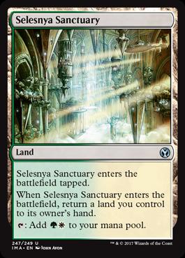 Selesnya Sanctuary - Foil