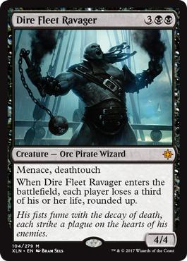 Dire Fleet Ravager