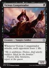 Vicious Conquistador - Foil