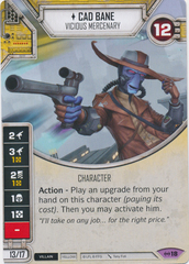 Cad Bane - Vicious Mercenary