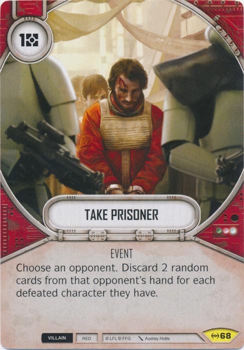 Take Prisoner