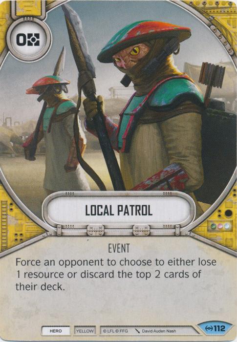 Local Patrol