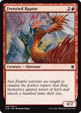 Frenzied Raptor