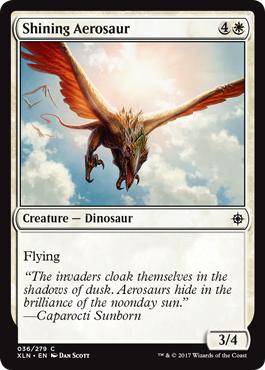 Shining Aerosaur