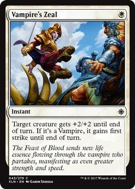 Vampires Zeal