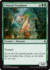 Colossal Dreadmaw - Foil