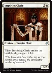 Inspiring Cleric - Foil