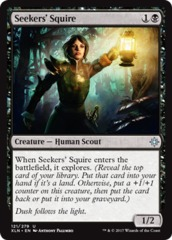 Seekers' Squire - Foil