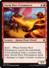 Storm Fleet Pyromancer - Foil