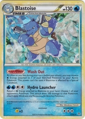 Blastoise - 13/95 - Rare - Cracked Ice Holo Promo - Evolutions Box Exclusive