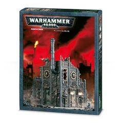 40K Buildings Manufactorum