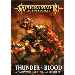 Age Of Sigmar: Thunder & Blood (Eng)