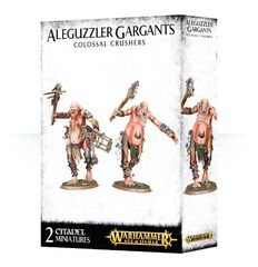 Aleguzzler Gargants Colossal Crushers ( 89-34-N )