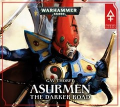 Asurmen: The Darker Road (Audiobk)