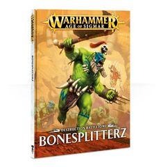 Battletome: Bonesplitterz (Hb) (Eng)
