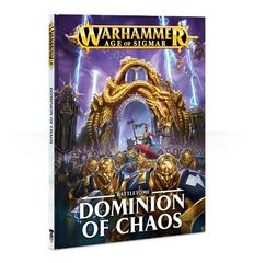 Battletome: Dominion Of Chaos (Hb) Eng