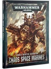 Codex: Chaos Space Marines (Hb) (Eng)