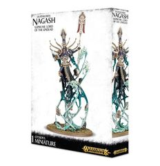 9305 Deathlords Nagash Supreme Lord Of Undead