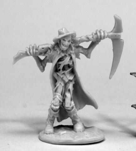 Chronoscope: Bones Wild West Wizard of Oz Scarecrow