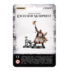 Devoted Of Sigmar Excelsior Warpriest