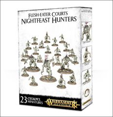 Flesh-Eater Courts Nightfeast Hunters ( 100-09 )