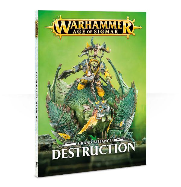 Grand Alliance: Destruction (English) - Miniatures » Games
