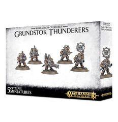 Kharadron Overlords Grundstok Thunderers ( 84-37 )
