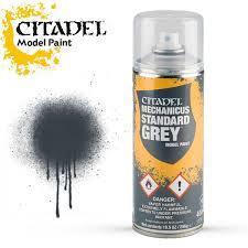 Mechanicus Standard Grey Spray (6-Pack)