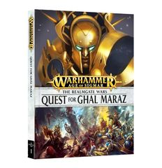 Rw1: The Quest For Ghal Maraz (English)