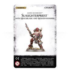 Slaughterpriest With Hackblade