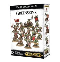 Start Collecting! Greenskinz ( 70-91-N )