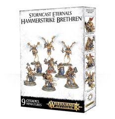 Stormcast Eternals Hammerstrike Brethren ( 100-11-N )