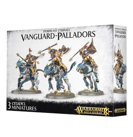 Stormcast Eternals Vanguard-Palladors