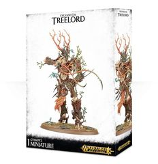 Sylvaneth Treelord / Treelord Ancient / Spirit of Durthu ( 92-07 )