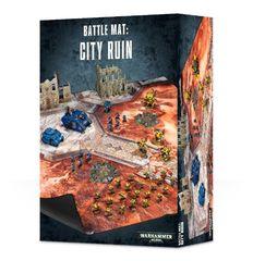 Warhammer 40000 Battle Mat: City Ruin