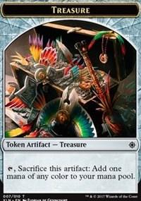 Token - Treasure (Florian)