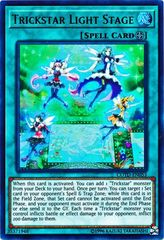 Trickstar Light Stage - COTD-EN053 - Ultra Rare - Unlimited Edition on Channel Fireball